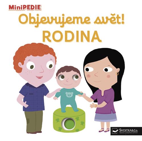 MiniPEDIE – Objevujeme svět! Rodina