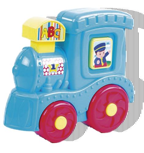 Baby lokomotiva