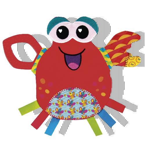 Lamaze Šustící krab Jack