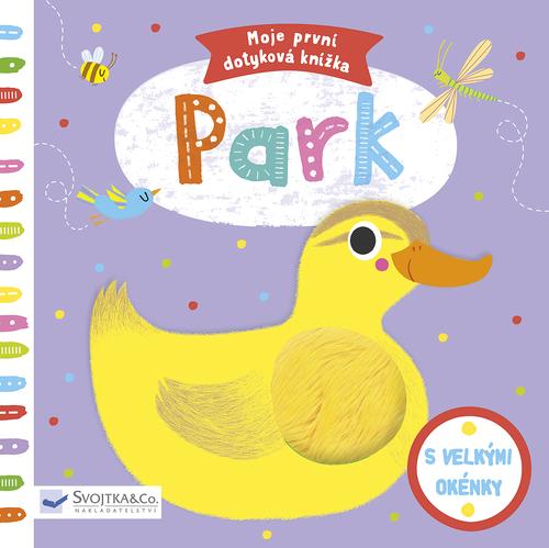 Park - Moje první dotyková knížka