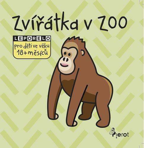 Zvířatka v ZOO - Leporelo pro děti ve věku 18+…